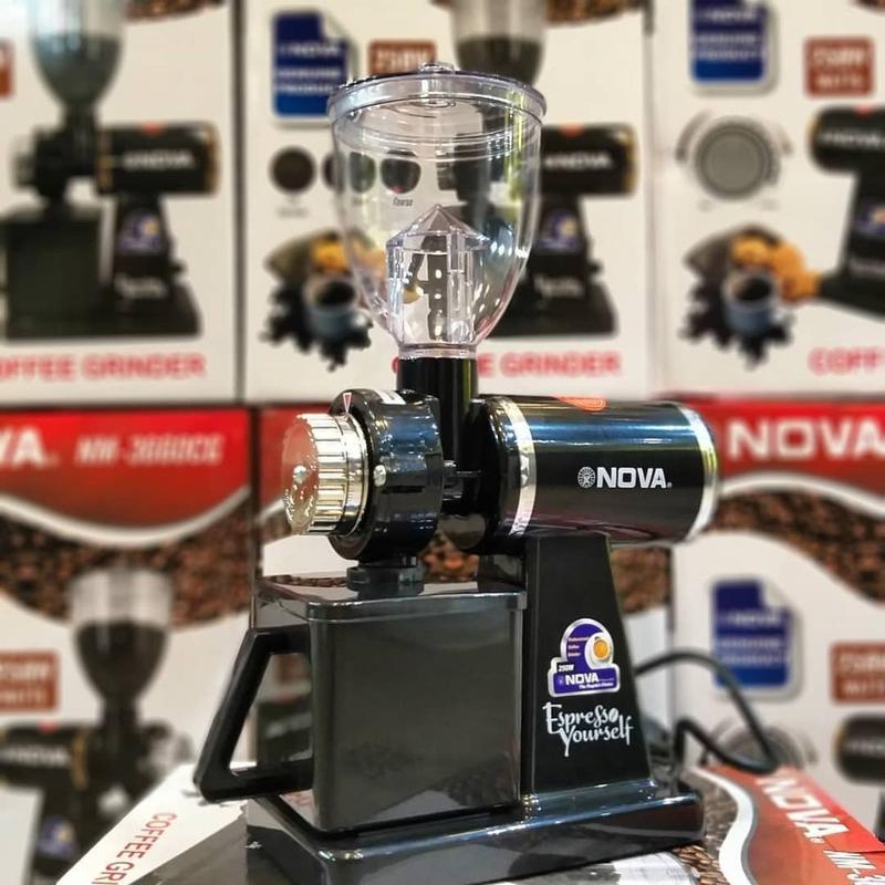 آسیاب قهوه خانگی نوا مدل 3660
