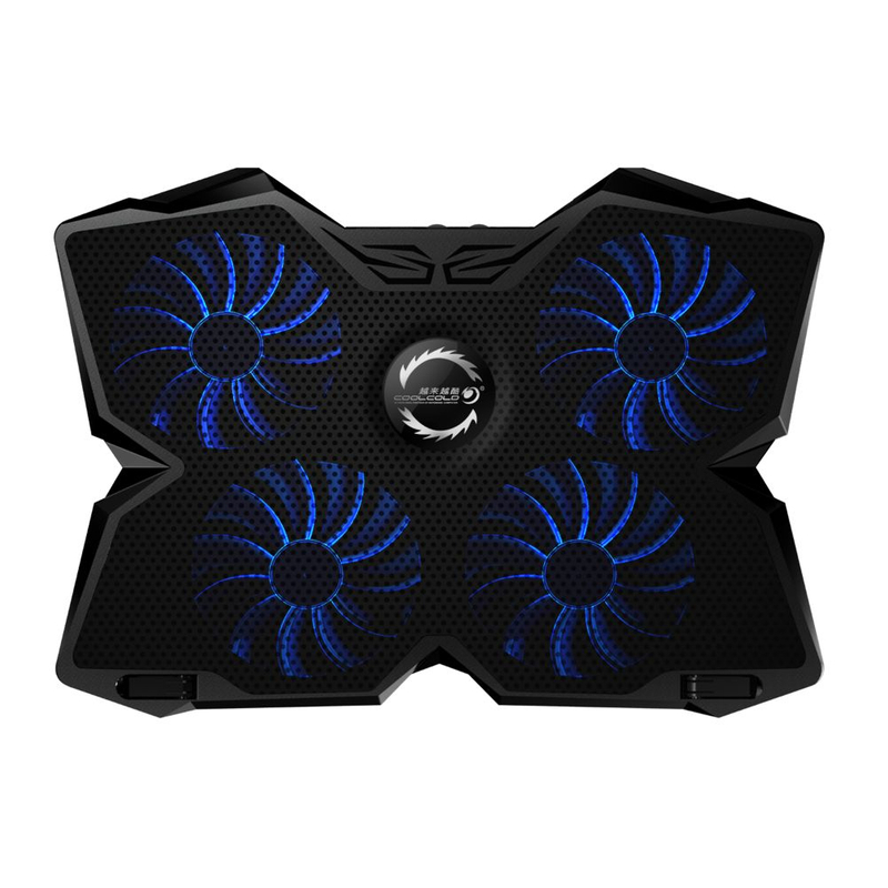 پایه خنک کننده لپ تاپ کول کلد مدل K25