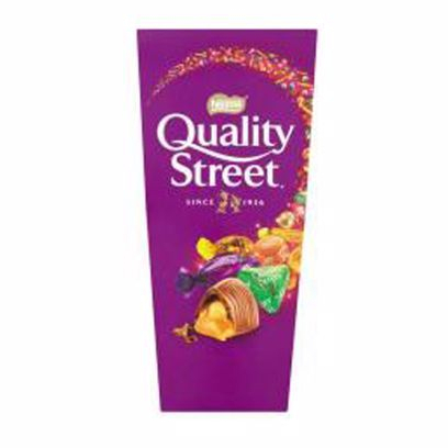 شکلات کوالیتی استریت