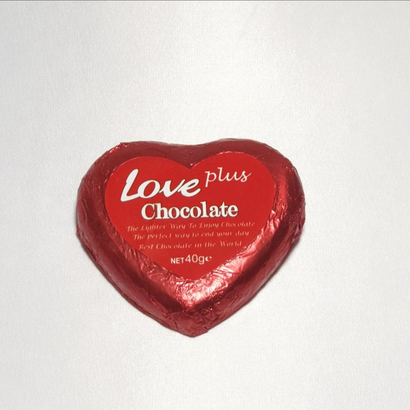 شکلات love plus