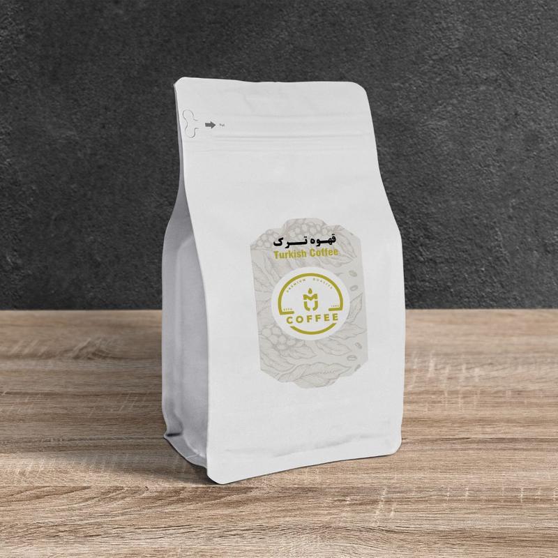 قهوه ترک 1 کیلوگرم