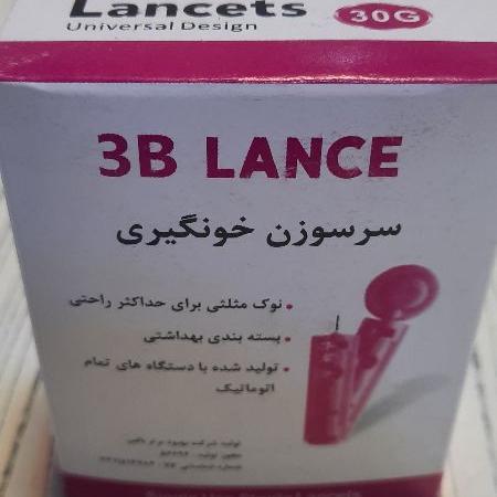 لانست چهار پر برای تست قند خون