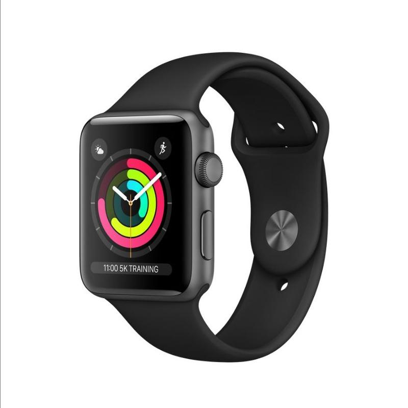 Apple watch Series 3 42MM Gray
