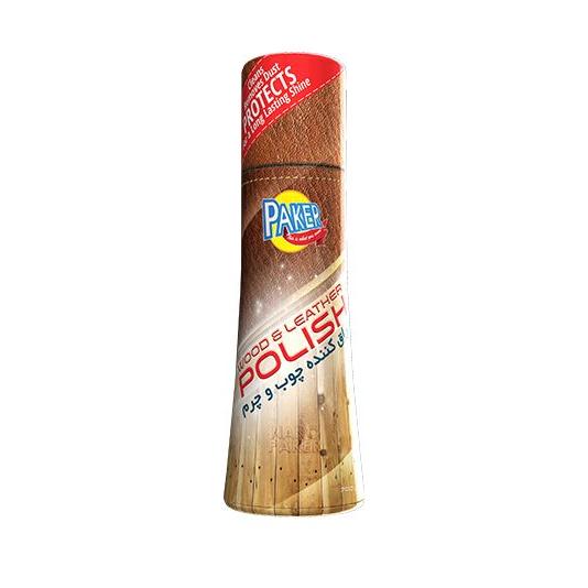 براق کننده و محافظ چوب و چرم نانو پاکر