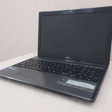لپ تاپ acer 5755 کد 6565