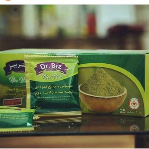 سبوس برنج قهوه ای