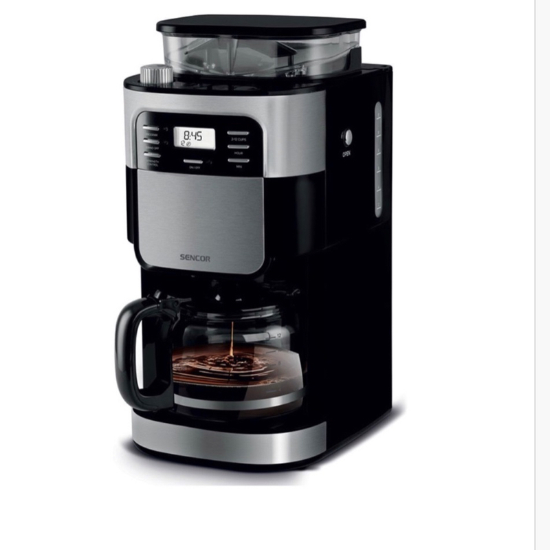 قهوه ساز و آسیاب حرفهای سنکور