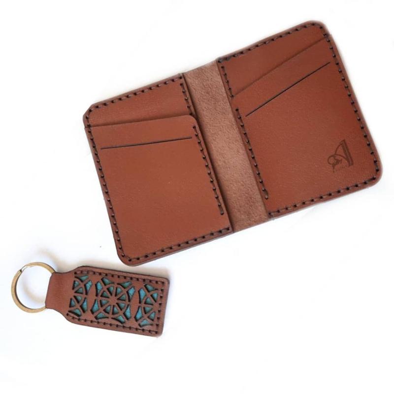 کیف کارت و سر کلیدی
