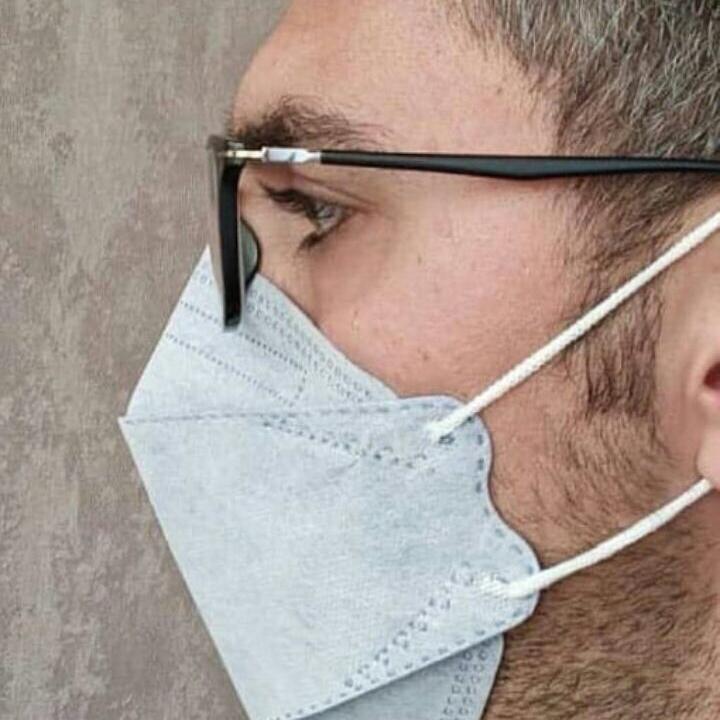 فست ماسک سه بعدی 50 عدد