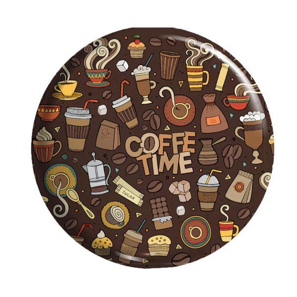 پیکسل طرح coffe time