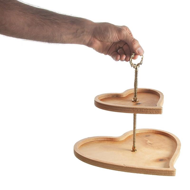شیرینی خوری چوبی