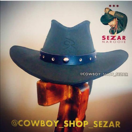 کلاه کابوی مکزیکی سزار