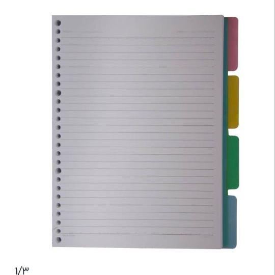 کاغذ کلاسور مدل TD copy