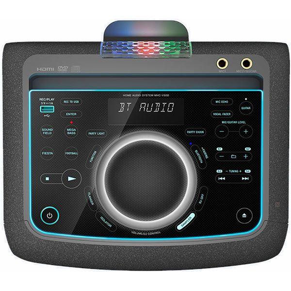 سیستم صوتی 660 وات سونی مدل MHC V50D
