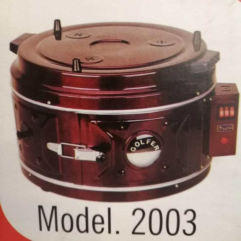 فر و تنور برقی خانگی گلفر مدل 2003