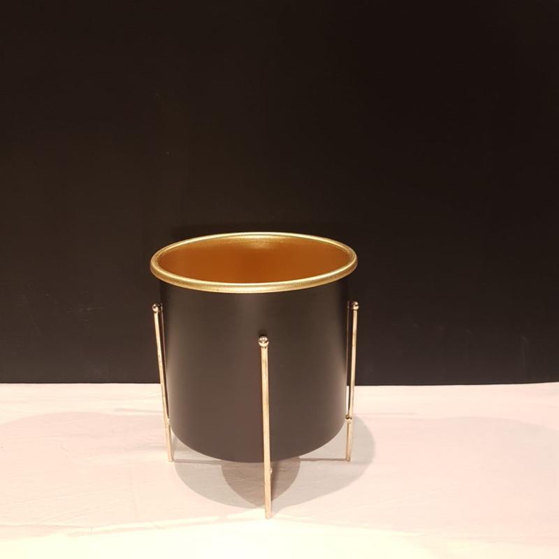 پایه گلدان فلزی قطر 10