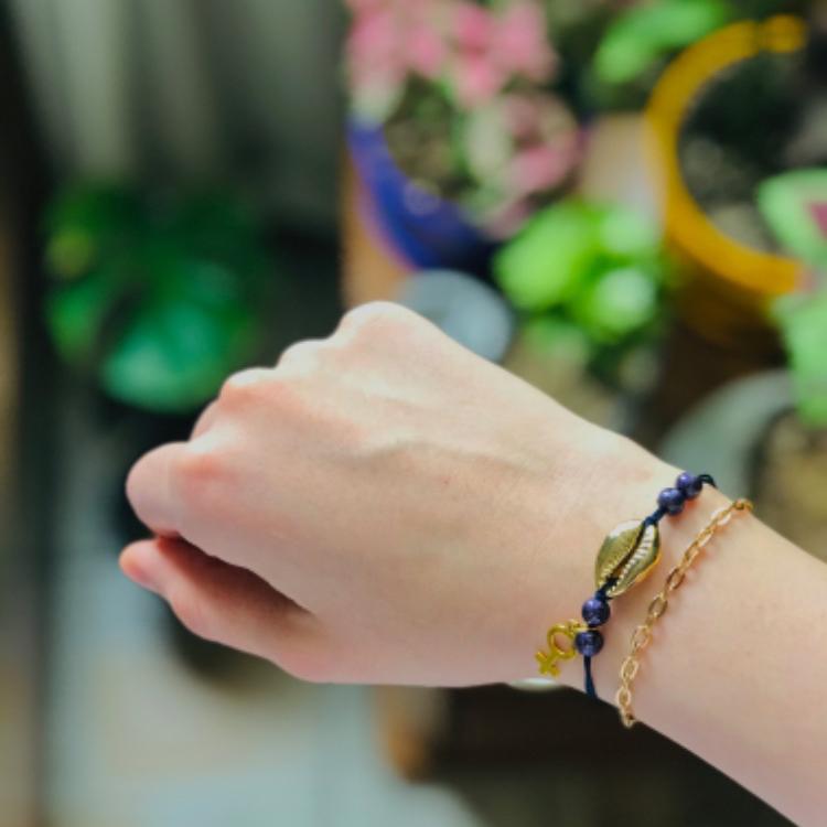 دستبند تابستونی