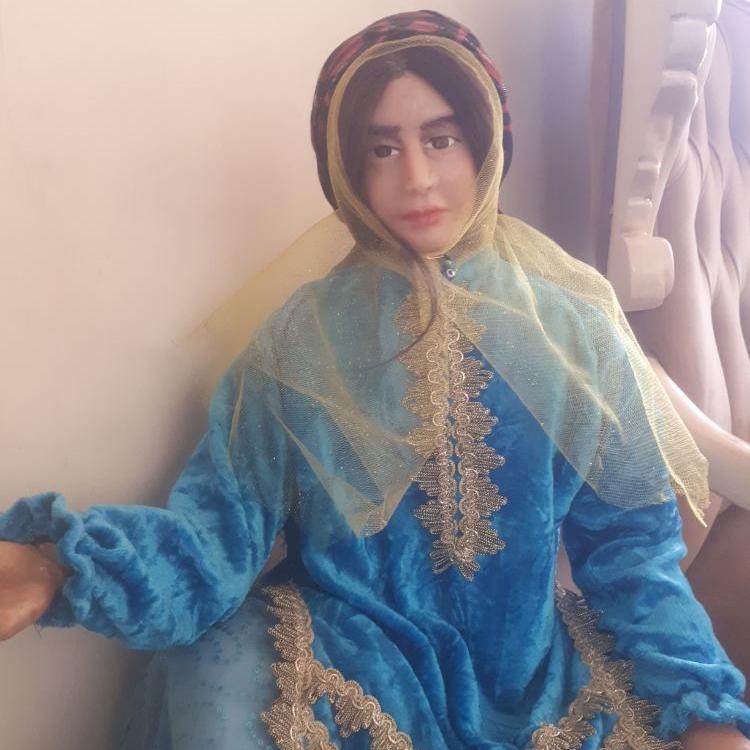 دختر عشایر