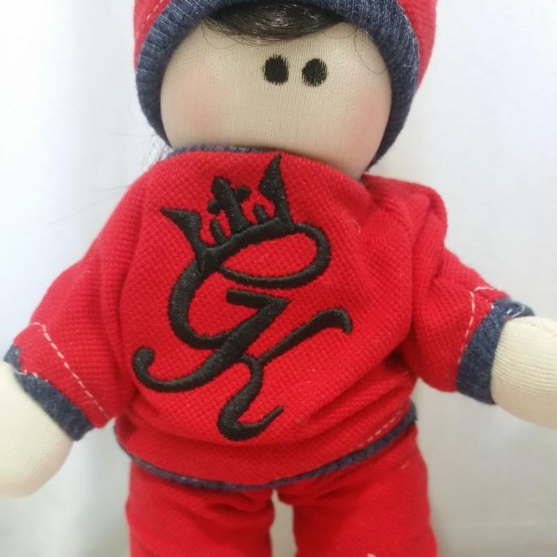 عروسک پسر 15 سانتی اسپرت