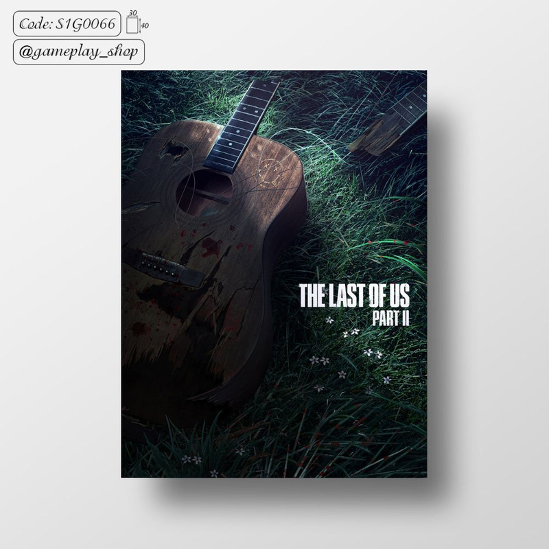 تابلو شاسی The Last of Us Part 2