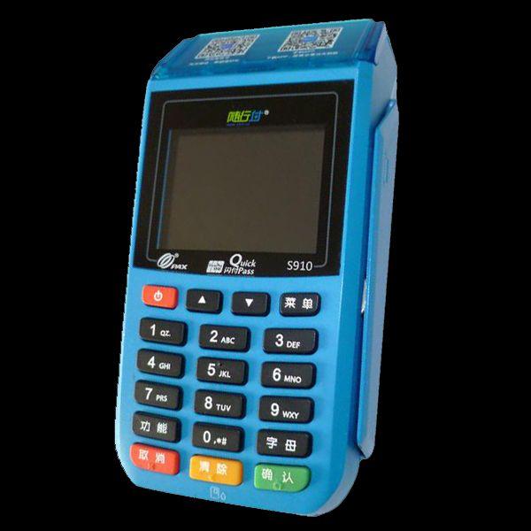 دستگاه کارتخوان PAX S910mini