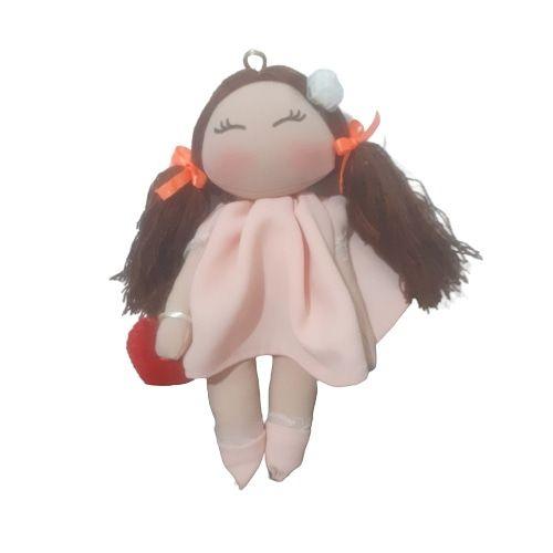 عروسک روسی طرح فرشته 15 سانتی