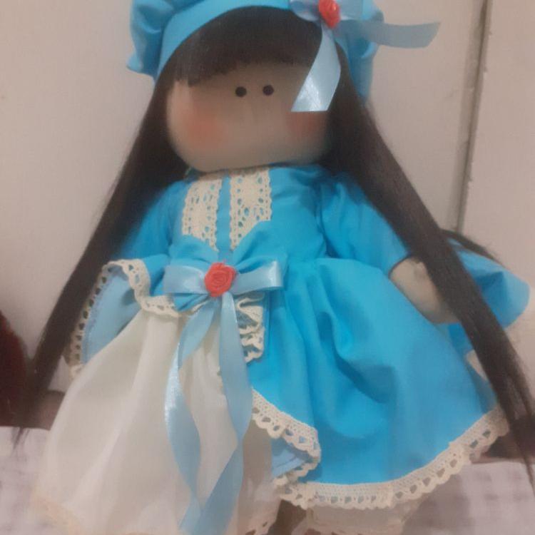 عروسک روسی سر چرخشی زیبا