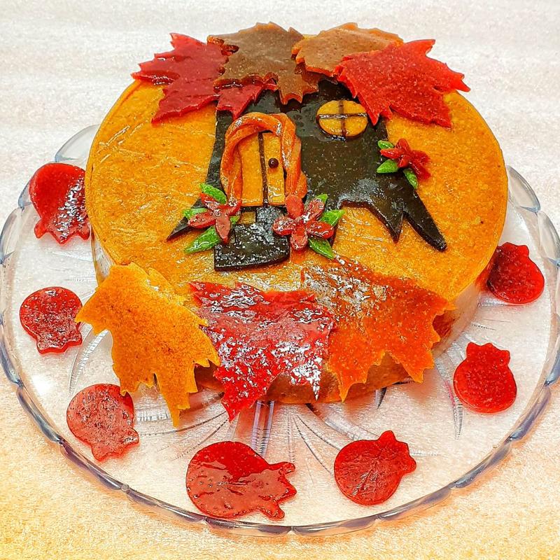 کیک پاییز