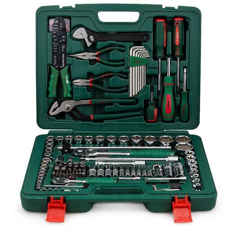 کیت ابزار 158 پارچه هنس مدل TK 158E