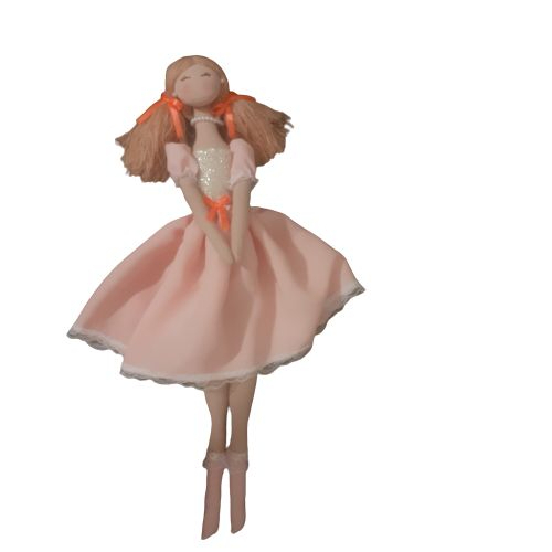 عروسک تیلدای روسی 55 سانتی