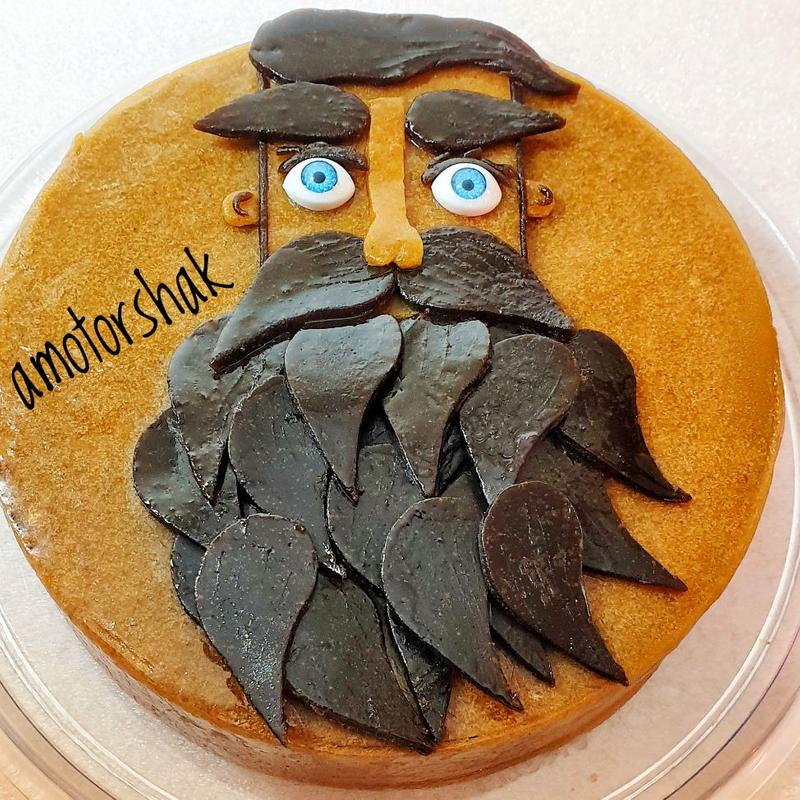 کیک مِستر ریش