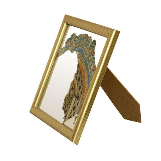 آینه آنتیک طرح کاشی کد6