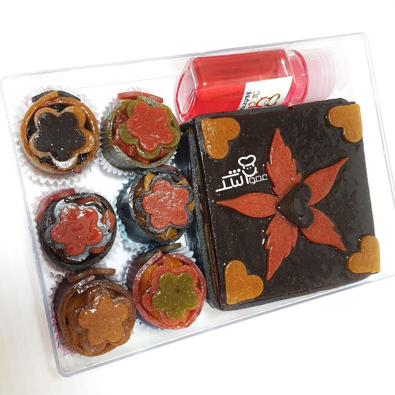 باکس تُرش کیک