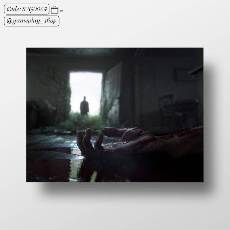تابلو شاسی بازی The Last of Us 2