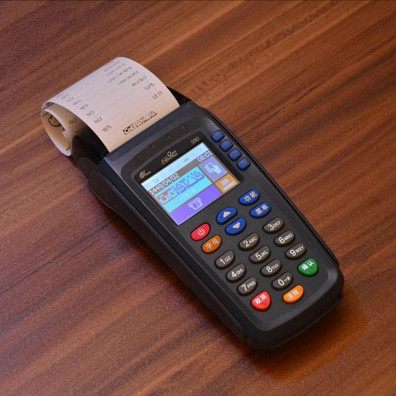 دستگاه پکس s90 رنگی