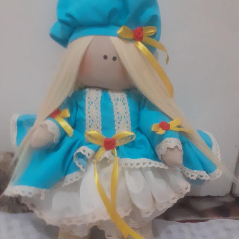 عروسک روسی 35 سانتی سر چرخشی