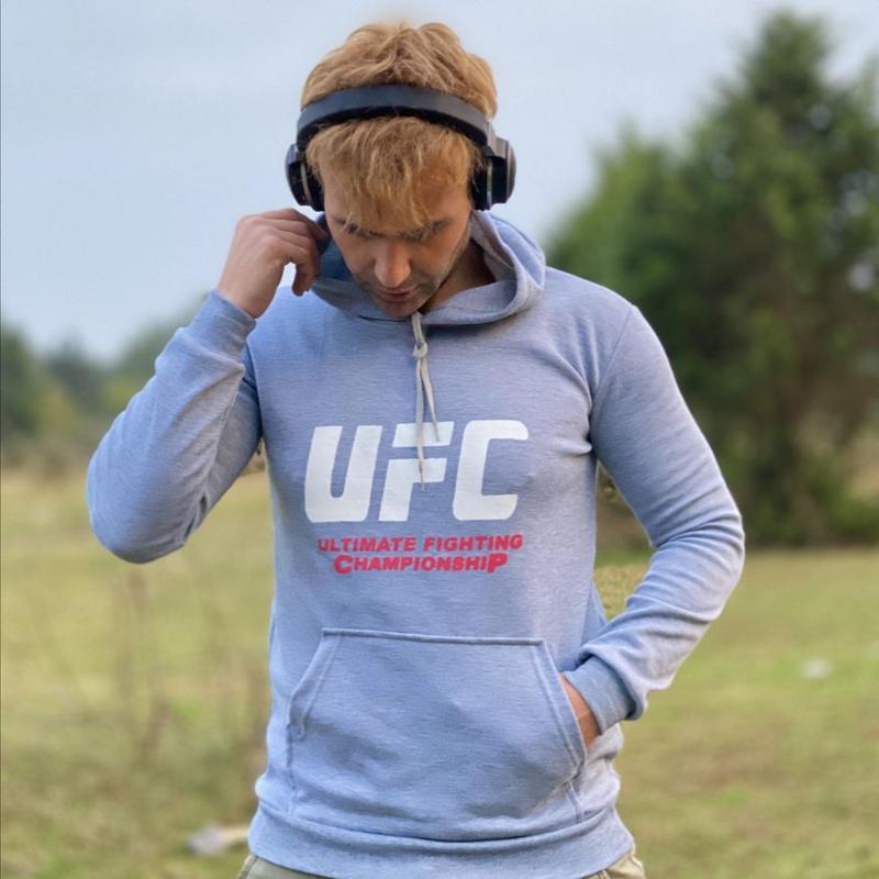 🔰هودی مردانه مدل UFC
