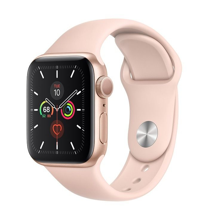 Apple Watch Series 5 44MM Gold