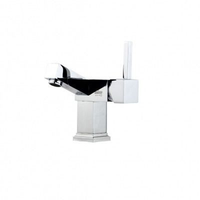 شیر روشویی ارمغان مدل فلتB کروم