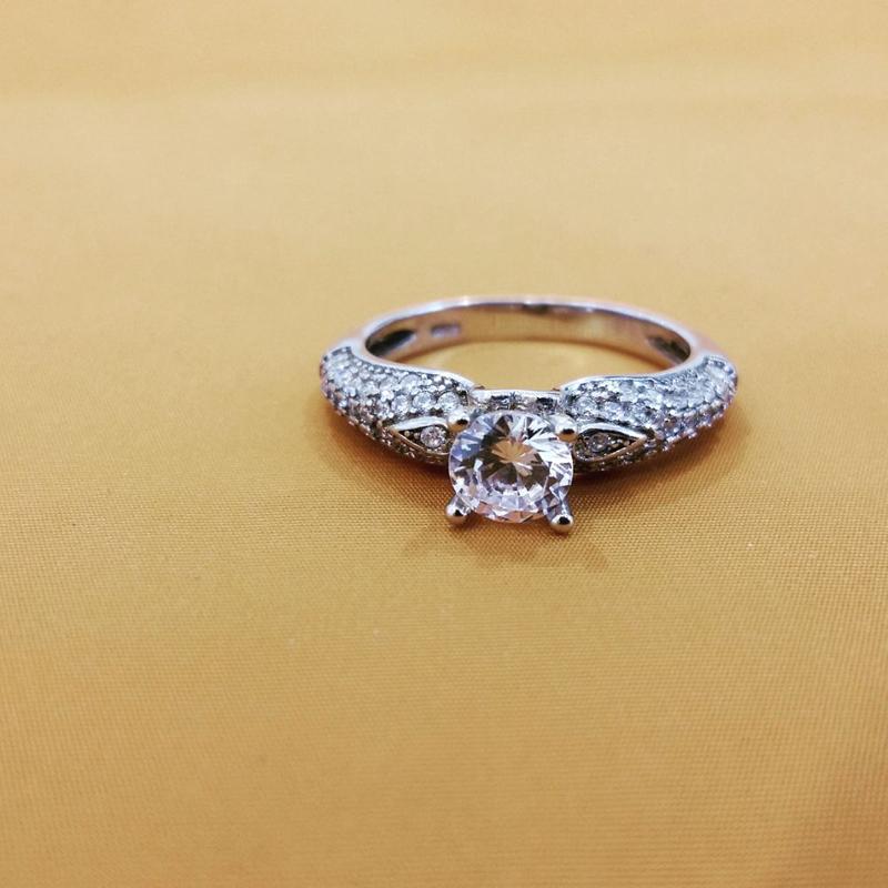 انگشتر نقره پرنس