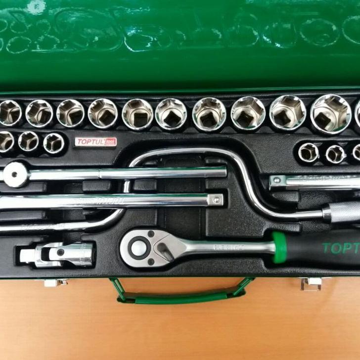 جعبه بکس 26 پارچه تاپ تول
