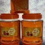 عسل و زعفران های ارگانیک اکبری