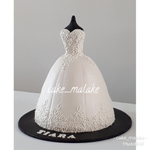 کیک ملکه
